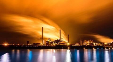 Aguas residuales industriales. modelo outsourcing gestión