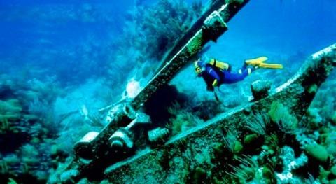 misión científica examinará sitios arqueológicos mayas fondo lago Atitlán