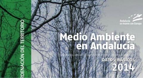 Datos Básicos de Medio Ambiente en Andalucía 2014