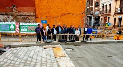 infraestructura hidráulica, clave resolver problemas seguridad y ambientales Valencia