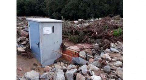 ACA otorga ayudas infraestructuras suministro agua dañadas inundaciones
