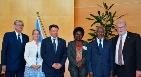 Organización Meteorológica Mundial intensifica iniciativas materia hídrica