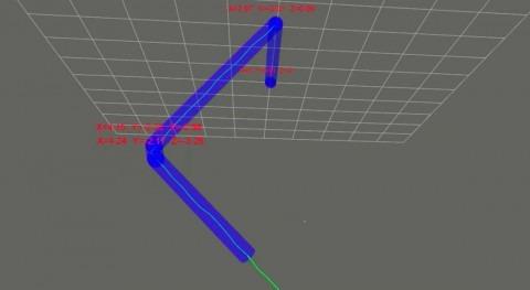 Robótica aplicada inspección y mapeo alcantarillado