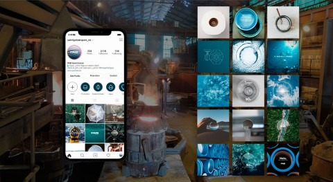 Saint-Gobain PAM lanza perfil Instagram apostando sostenibilidad y storytelling