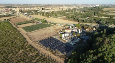 depuradoras navarras comenzarán abastecerse energía solar evitar emisión CO2