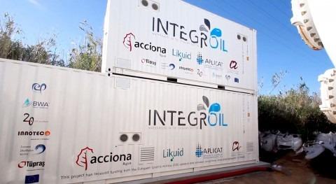 ACCIONA Agua presenta resultados INTEGROIL, 3 años recorrido