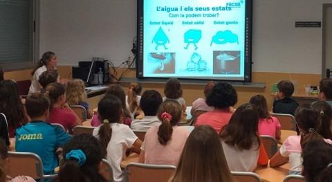 FACSA conciencia escolares uso racional agua