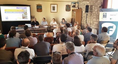 Éxito participación I Jornada Patrimonio Hidráulico FACSA