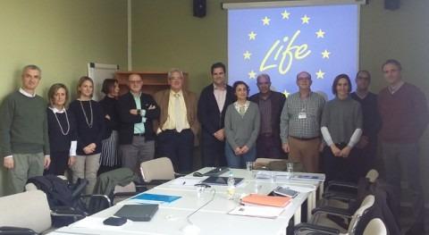 FACSA participa primera reunión seguimiento proyecto LIFE WINDRO