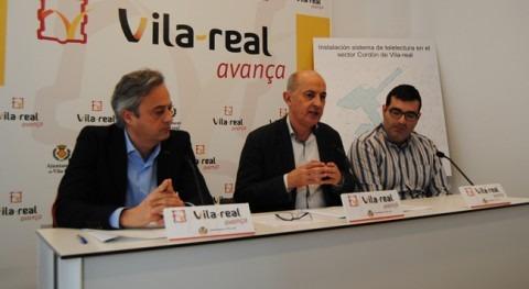 FACSA lleva telectura agua Vila-real