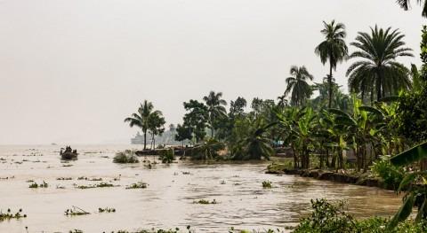 Más 16.000 personas reciben asistencia alimentaria Bangladés lluvias monzónicas