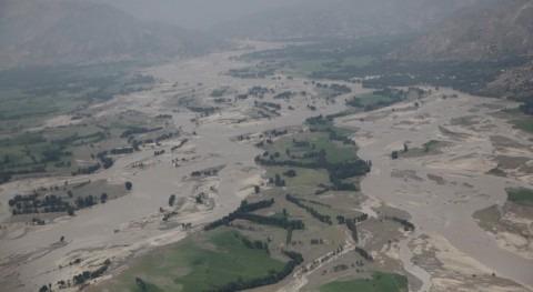 Fallecen 39 personas causa lluvias torrenciales Pakistán