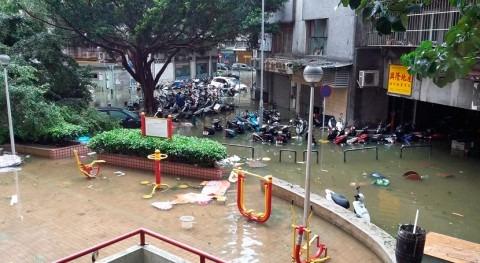 Ascienden trece muertos inundaciones centro China