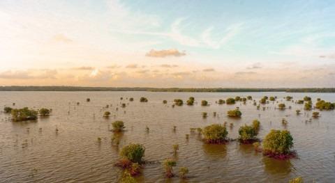 inundaciones Paraguay provocan más 40.000 desplazados