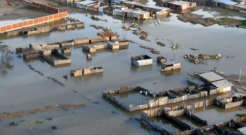 Aumenta 26 cifra fallecidos lluvias torrenciales Perú