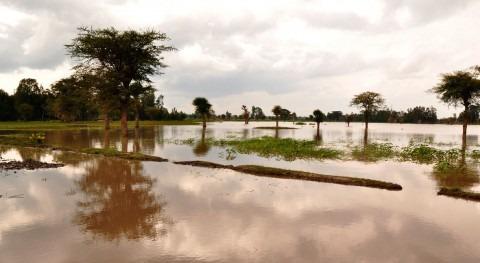 inundaciones y lluvias torrenciales provocan muerte 15 personas capital Malí