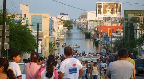 México y Reino Unido desarrollan modelo predicción inundaciones