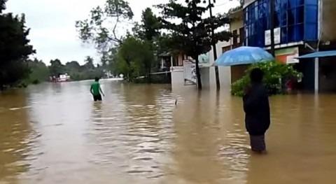 Llamamiento emergencia inundaciones Sri Lanka