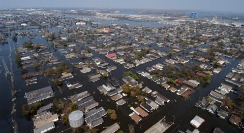 ¿Qué es inundación?