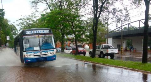 lagunas temporales, posibles medidas correctivas disminuir inundaciones Gran Asunción