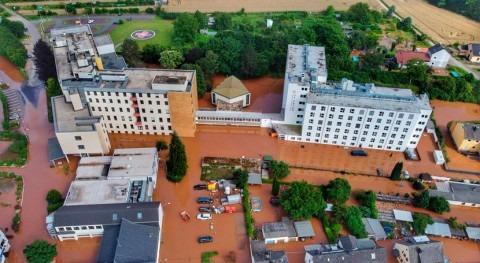 inundaciones al oeste Alemania dejan balance al menos 93 víctimas mortales