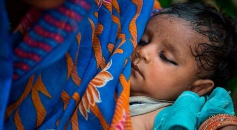 16 millones niños, afectados graves inundaciones Sudeste Asiático