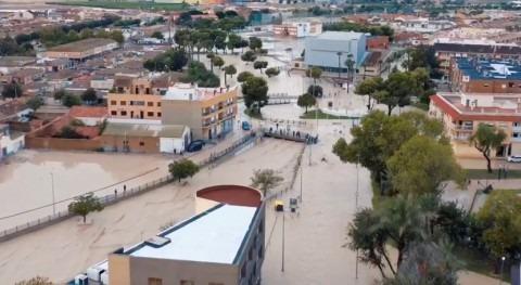 UE concede 56,7 millones euros España reparar daños causados causados DANA