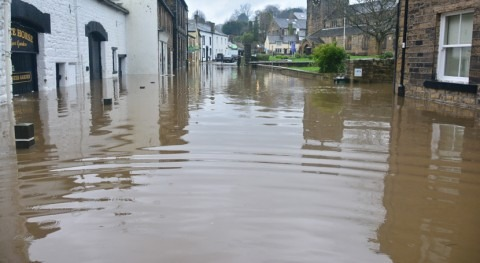 Al menos 7.700 personas evacuadas inundaciones Quebec, Canadá