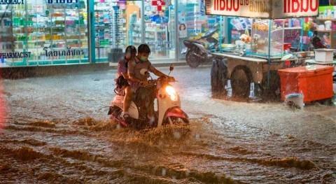 inundaciones China provocan al menos 15 muertos y cerca dos millones afectados