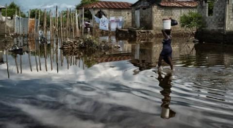 Inundaciones en Haití (PNUD).