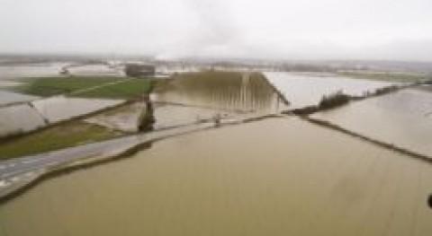 Navarra dirigirá queja formal CHE rotura mota Ebro
