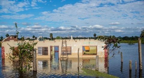 Paraguay se prepara posible emergencia crecida ríos Paraguay y Paraná