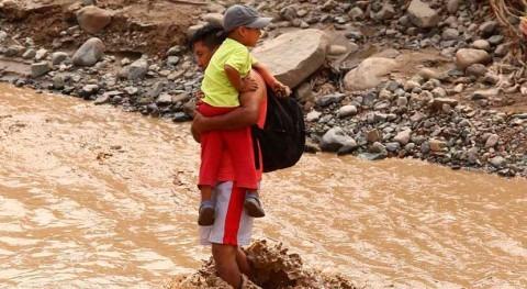 fuertes lluvias Perú afectan 600.000 personas