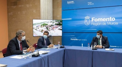 Murcia presenta plan 77 millones euros y 250 medidas dar solución inundaciones