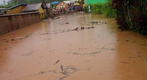 Mueren 49 personas causa inundaciones Ruanda