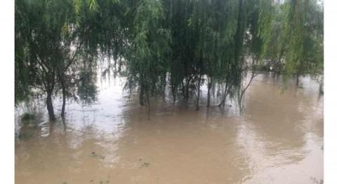 Al menos 12 muertos inundaciones provincia china Hubei
