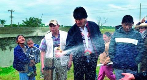 Bolivia destaca importante inversión materia aguas hecha últimos 11 años Beni