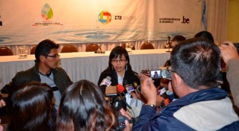 Bolivia invertirá 500 millones dólares construir plantas tratamiento aguas residuales