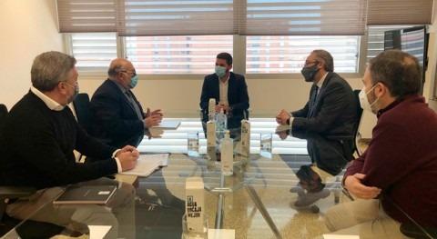 Murcia exige al Ministerio que priorice inversiones comunidades regantes