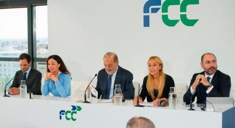 Carlos Slim destaca potencial crecimiento Aqualia Investor Day FCC