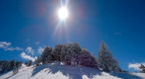 Diciembre 2016, tercero más cálido España siglo XXI
