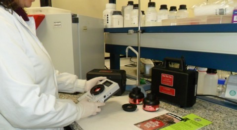 IPROMA amplía servicio análisis Madrid medición radón aire