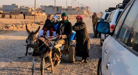 Agua y suministros higiene siguen llegando Iraq gracias UNICEF y Comisión Europea