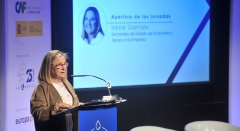 """Irene Garrido: """" ahora no se ha tenido capacidad sostener pacto político agua"""""""