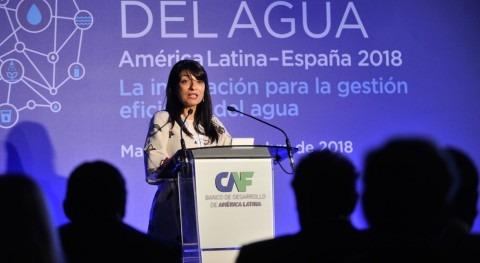 innovación agua agricultura España