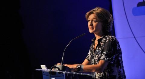 """Isabel García Tejerina: """" política agua debe garantizar seguridad hídrica"""""""