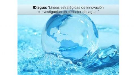 """IDiagua: """"Lineas estratégicas I+D+i sector agua"""""""