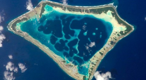 subida nivel mar hará inhabitables muchas islas atolón mediados siglo XXI