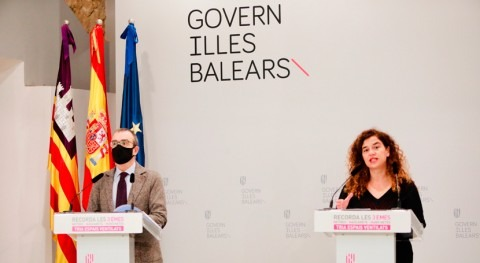 Baleares destina 1,5 millones euros infraestructuras regadío aguas depuradas
