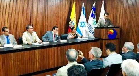 experiencia israelí riego tecnificado llega Ecuador